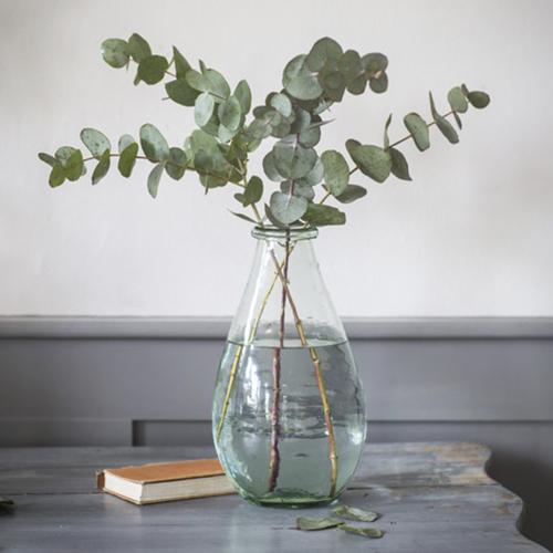 chambre cosy vase simple deco vase en verre simple
