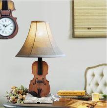 decorer instrument classique exemple lampe avec violon