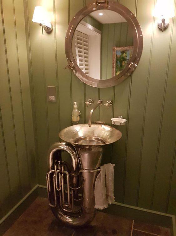 decorer instrument classique exemple détournement tuba
