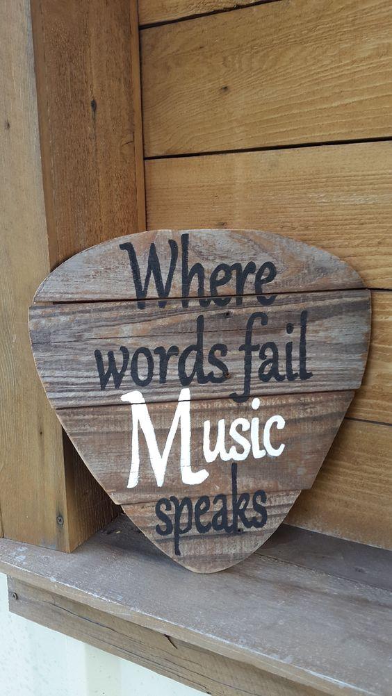 decorer passion musique exemple mediator bois