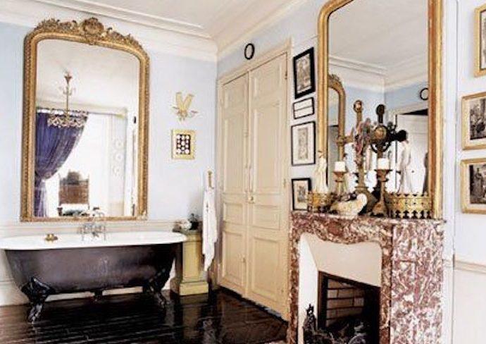 exemple salle de bain style classique chic