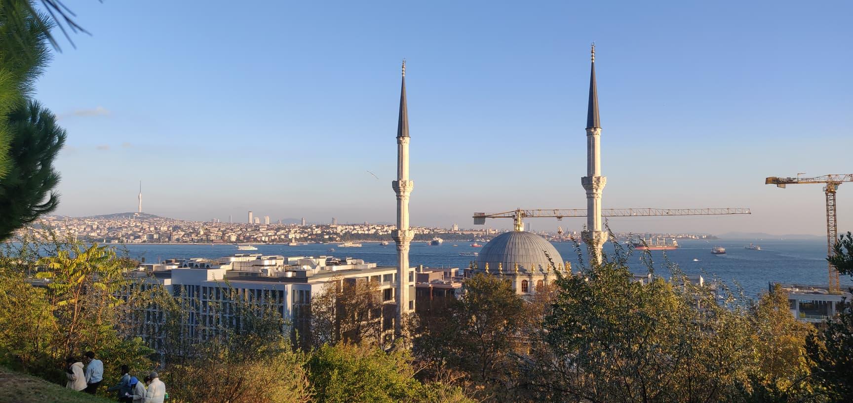 joli panorama istanbul photo