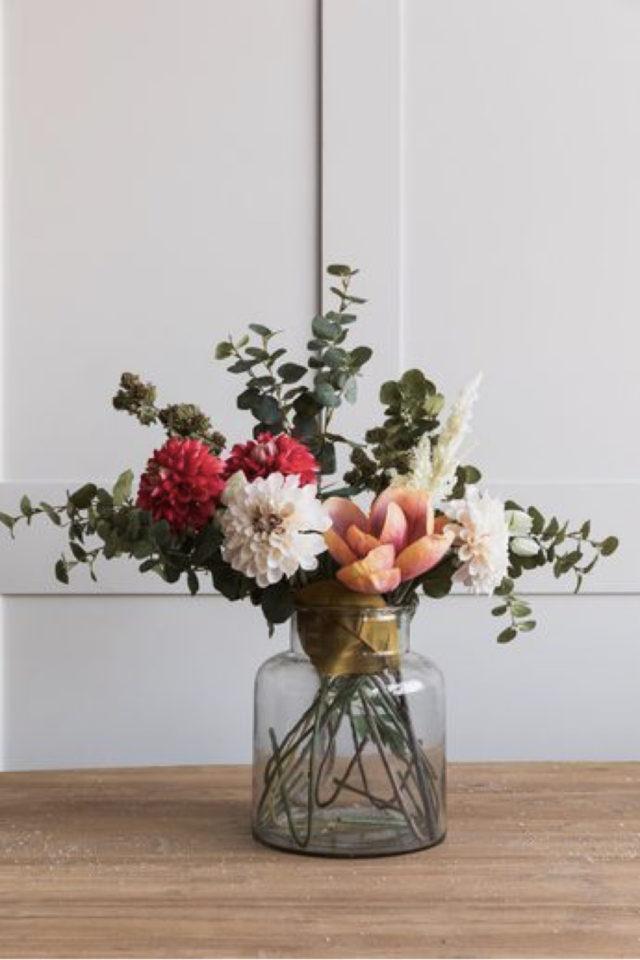 joli vase decoration exemple decoratiion élégante à offrir