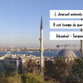 journal nomade istanbul decembre 2020