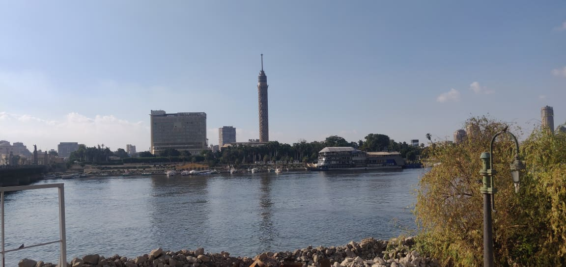 nomade en 2020 Egypte Caire Nil