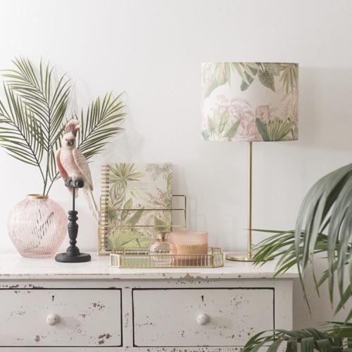 ou trouver joli vase quotidien en verre strié rose