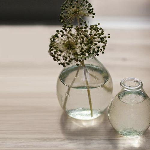 ou trouver petit vase bouquet enfant en verre pas cher