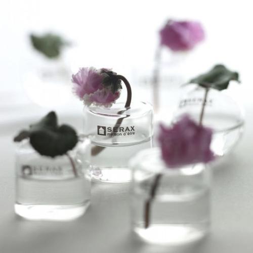 ou trouver petit vase bouquet enfant simple en verre
