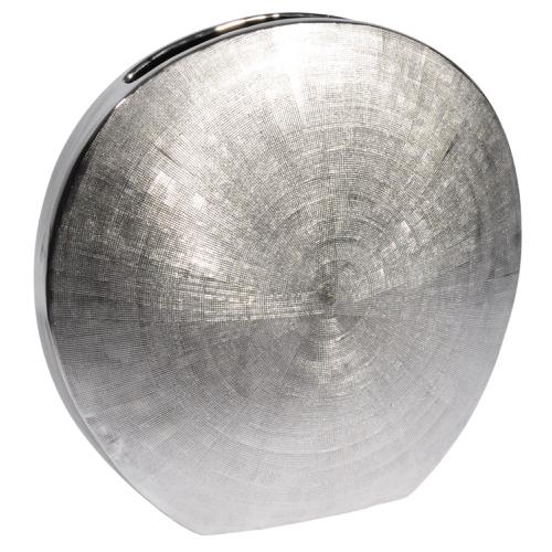 ou trouver vase deco pas cher forme lune metal