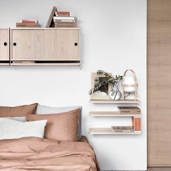 reve petite chambre deco meuble bois simple