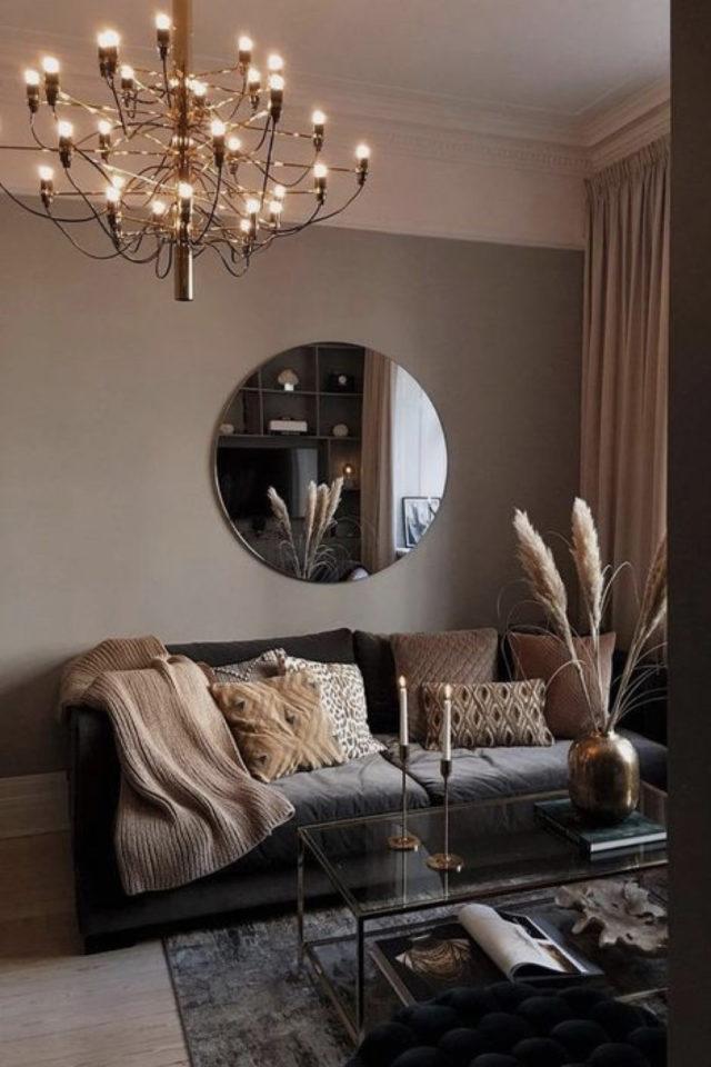 salon cosy nesting exemple lumiere chaude et chaleureuse ambiance douce
