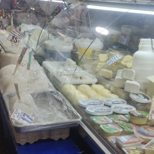voyage en turquie on mange quoi marché local fromage