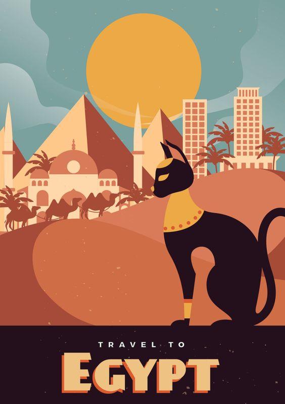 voyage nomade egypte