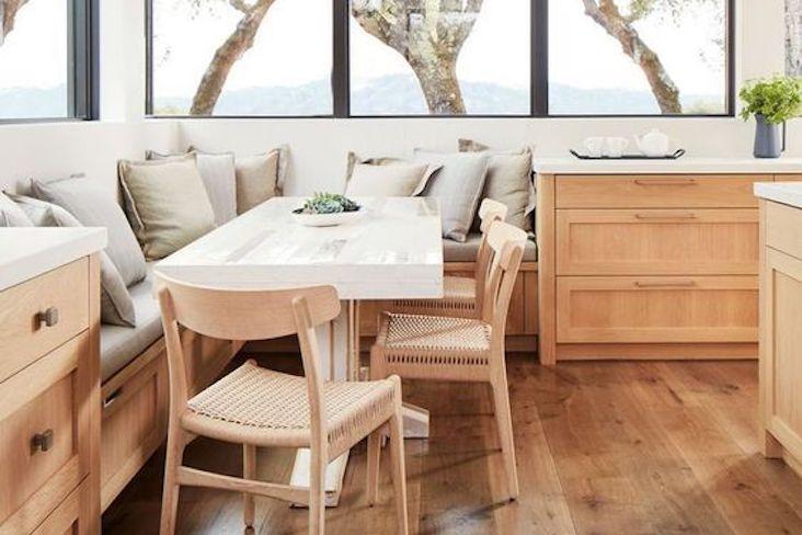 10 idees a copier banquette angle gain de place espace salon séjour salle à manger cuisine décoration aménagement
