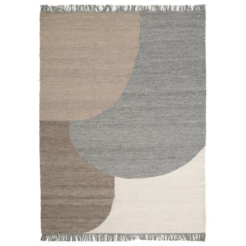 accessoire deco moderne gris salon tapis couleur neutre design
