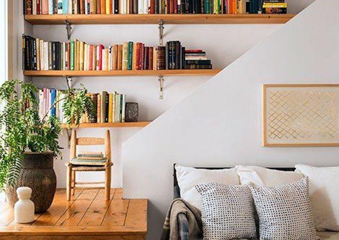 amenagement gain de place facile conseils pour toutes les pièces de la maison astuce rangement optimisation espace
