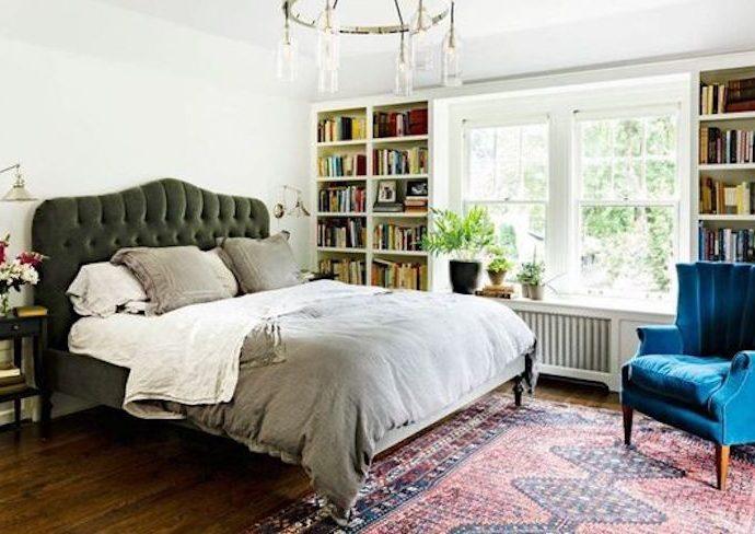 chambre classique chic idee decoration