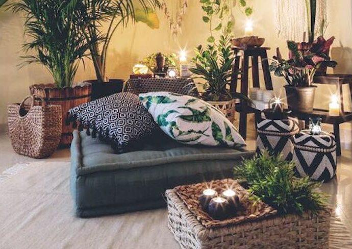 bien être a la maison - comment créer un espace méditation chez soi?