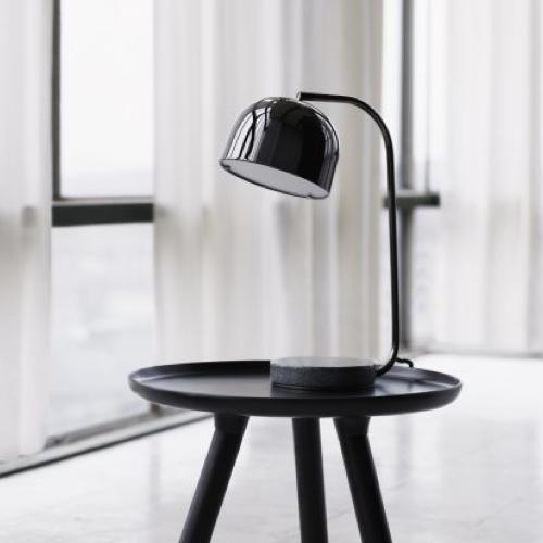 deco design smallable soldes 2021 lampe à poser noire moderne