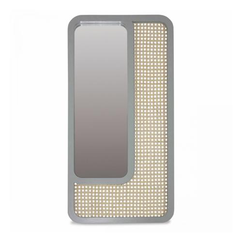 deco design smallable soldes 2021 miroir tendance cannage