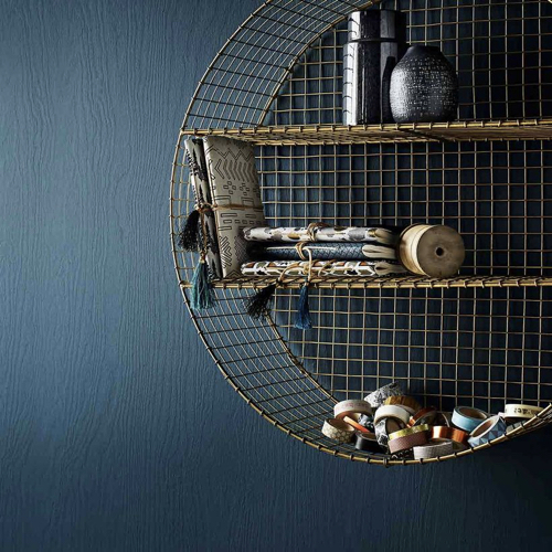 deco mobilier petit prix soldes 2021 decocolico étagère murale ronde en métal moderne