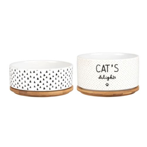 decoration petit prix maisons du monde soldes 2021 gamelles pour chat décorative
