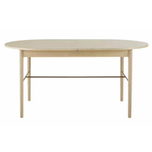 decoration petit prix maisons du monde soldes 2021 table de salle à manger bois ovale 4 / 6 personnes