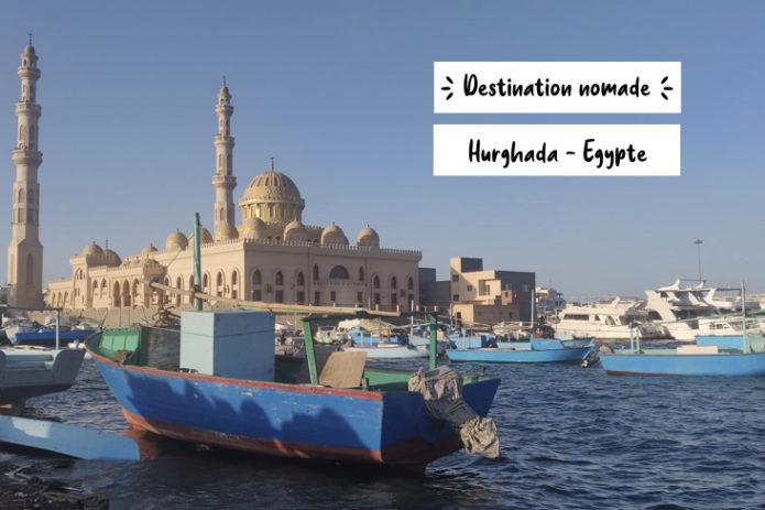 destination nomade hurghada egypte