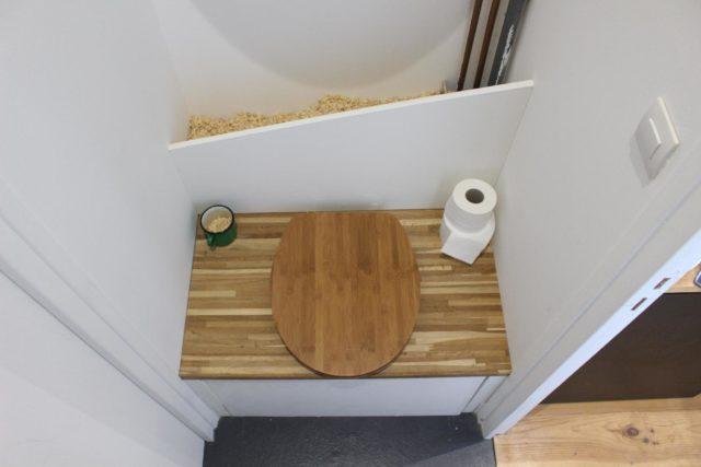 logement slow toilettes seches tuto diy petit espace