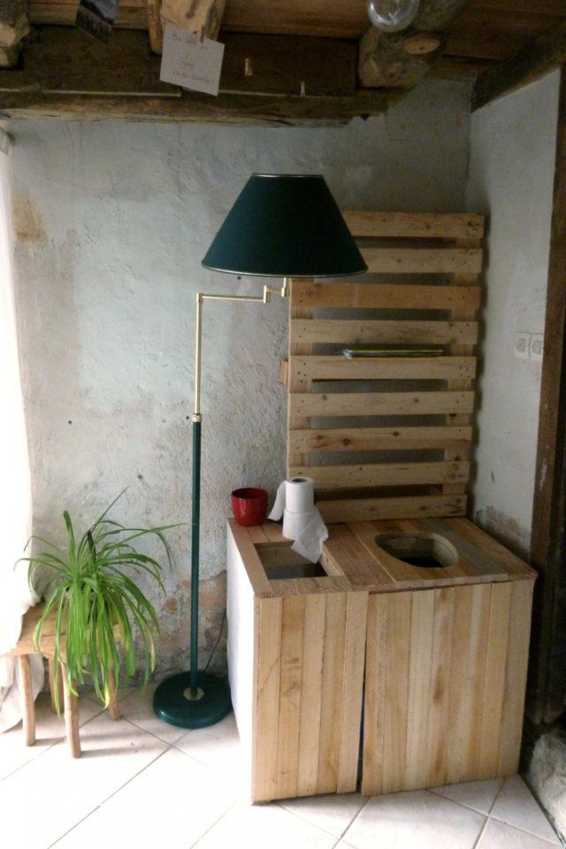 maison durable solution toilettes intérieur extérieur