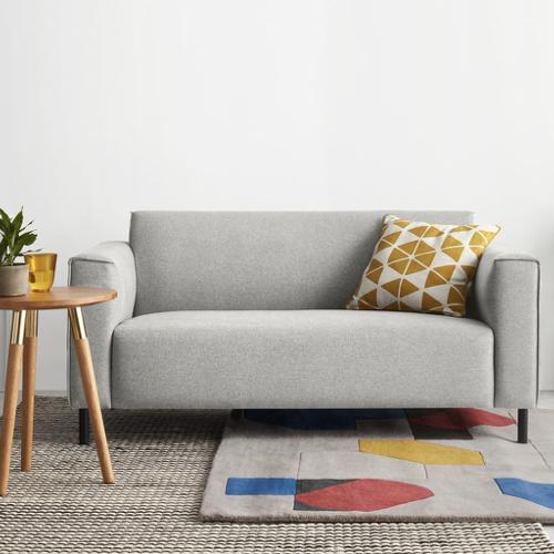 ou trouver canape lit design pas cher petit format gris