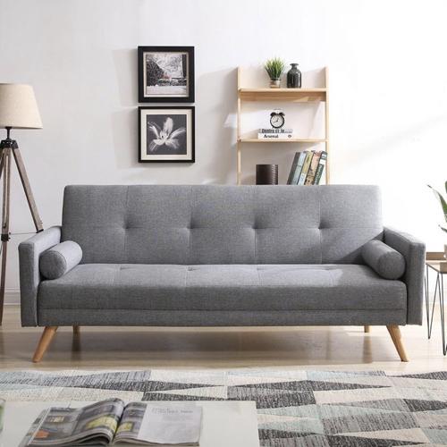 ou trouver canape lit pas cher convertible contemporain moderne gris
