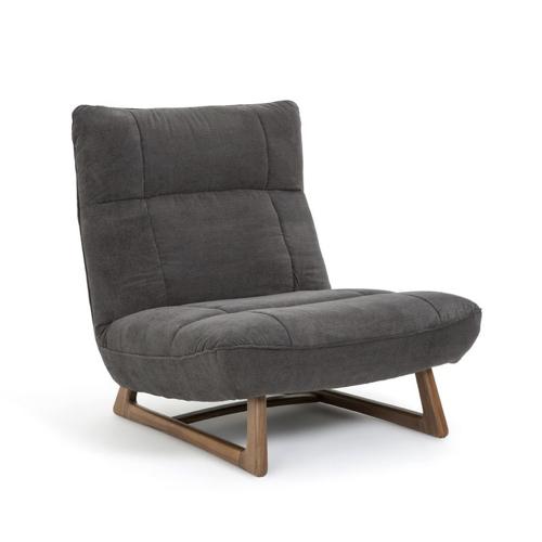 ou trouver deco cosy gris moderne fauteuil velours