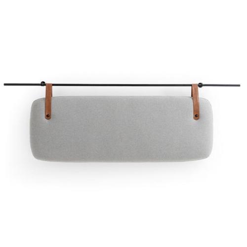 ou trouver deco cosy gris moderne tête de lit suspendue