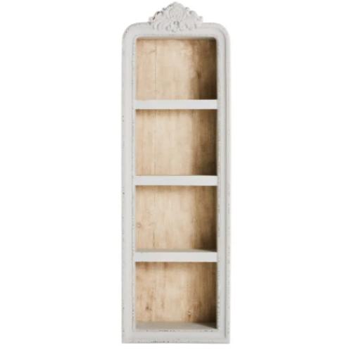 ou trouver meubles deco gris etagere murale style classique chic