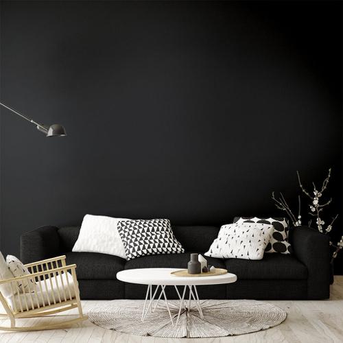 ou trouver peinture foncee gris moderne presque noir