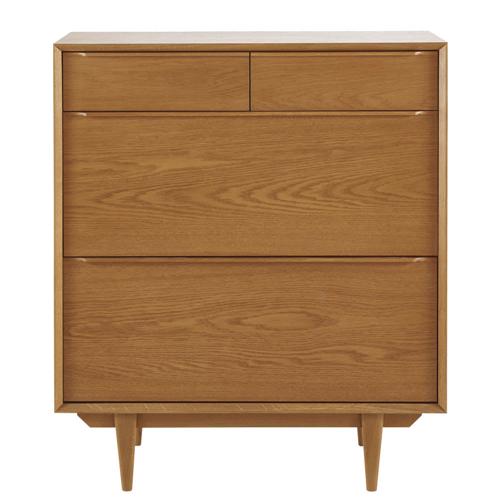 petit meuble a chaussures deco rangement style vintage bois midcentury