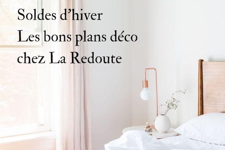 soldes hiver 2021 la redoute décoration déco meuble mobilier literie électroménager cuisine chambre salon séjour entrée salle à manger