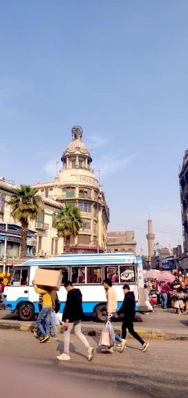 architecture patrimoine centre ville Caire khédivial XIX