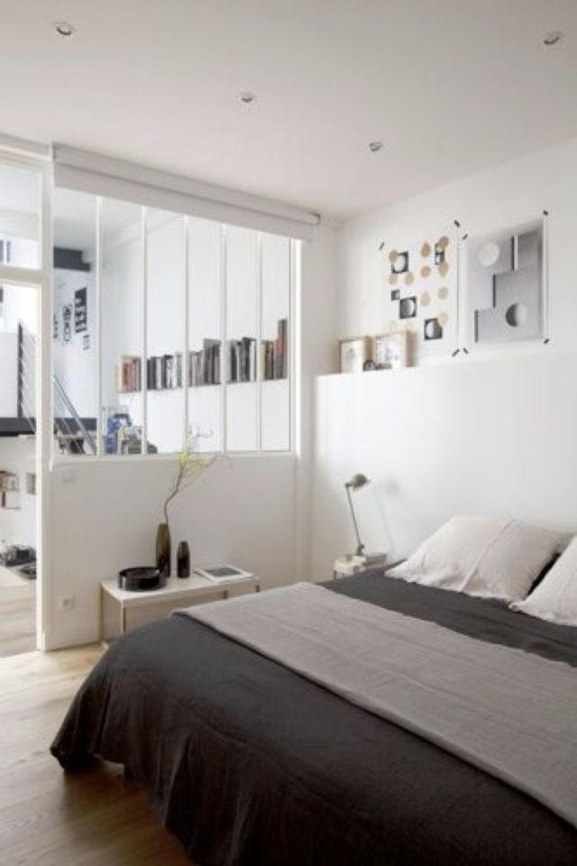 chambre lumiere naturelle verriere exemple salon pièce sommeil lumineuse blanche soubassement