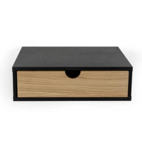 deco minimaliste chambre pas cher tiroir table de chevet