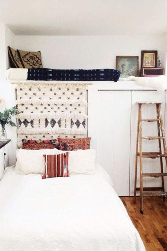 logement etudiant confort bien etre exemple lits superposé chambre étudiant couple