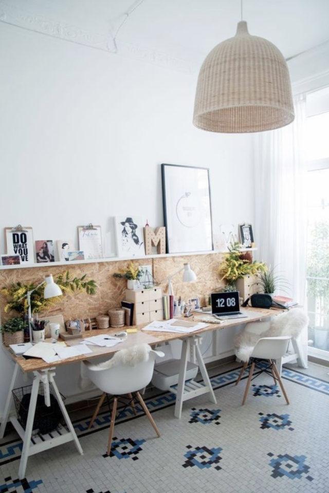 logement etudiant confort bien etre exemple coworking colocation idée bureau