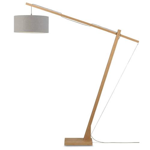 mobilier coin repas moderne lampadaire bras déporté