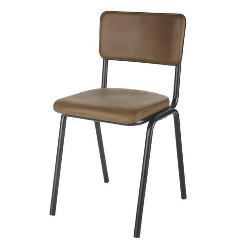 mobilier coin repas moderne chaise cuir salle a manger