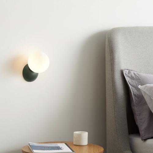 ou trouver accessoire deco minimaliste chambre applique murale epuree et moderne