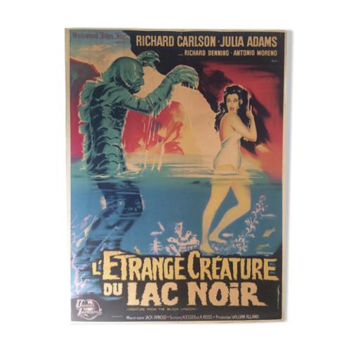 ou trouver affiche vintage annees 50 poster film rétro