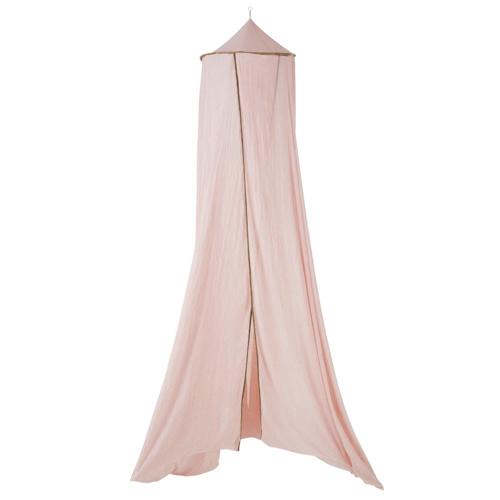 ou trouver ciel de lit enfant couleur rose pastel chambre d'enfant décoration chambre fillette fille