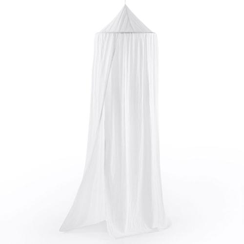ou trouver ciel de lit enfant en coton pas cherneutre couleur blanc