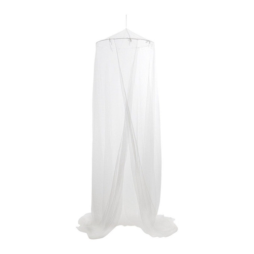 ou trouver ciel de lit enfant neutre polyester pas cher blanc